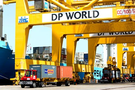 DP World London Gateway wins year's National Transport Project Award