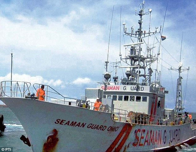 First found not guilty, now armed guards face re-trial for guns in Indian waters