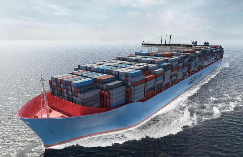 Lloyd's Register says 24,000 TEU ships will soon be ply trade lanes