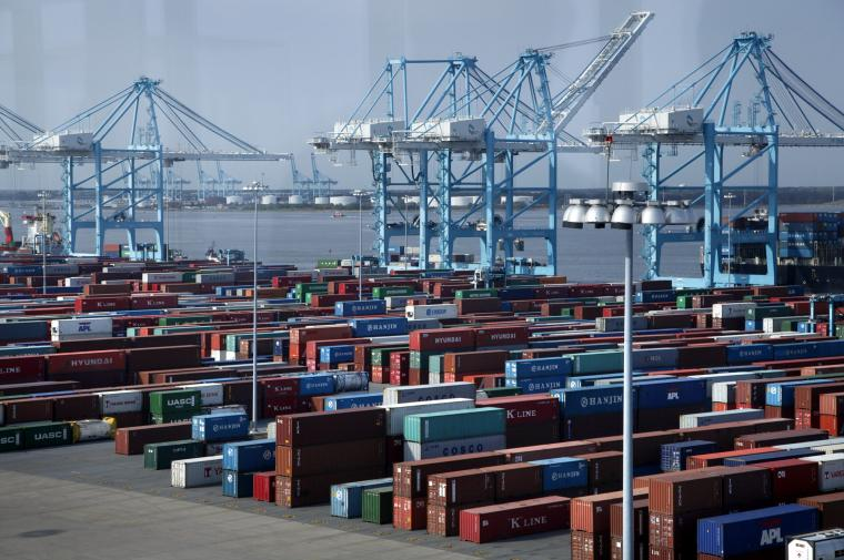 Virginia port erases quarterly loss as monthly volume hits 201,113 TEU