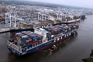 Port of Brunswick cargo volumes rise 11.6pc in FY2014