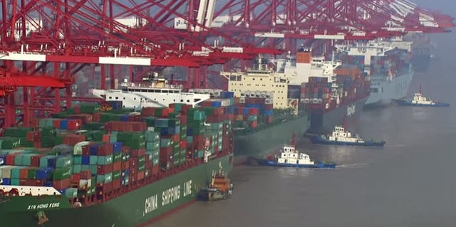 US eco-lobby hits Chinese ships for pollution that's far worse inland