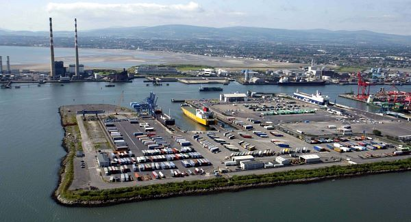 Dublin container traffic up 9.4pc to 418,867 TEU in 9 months