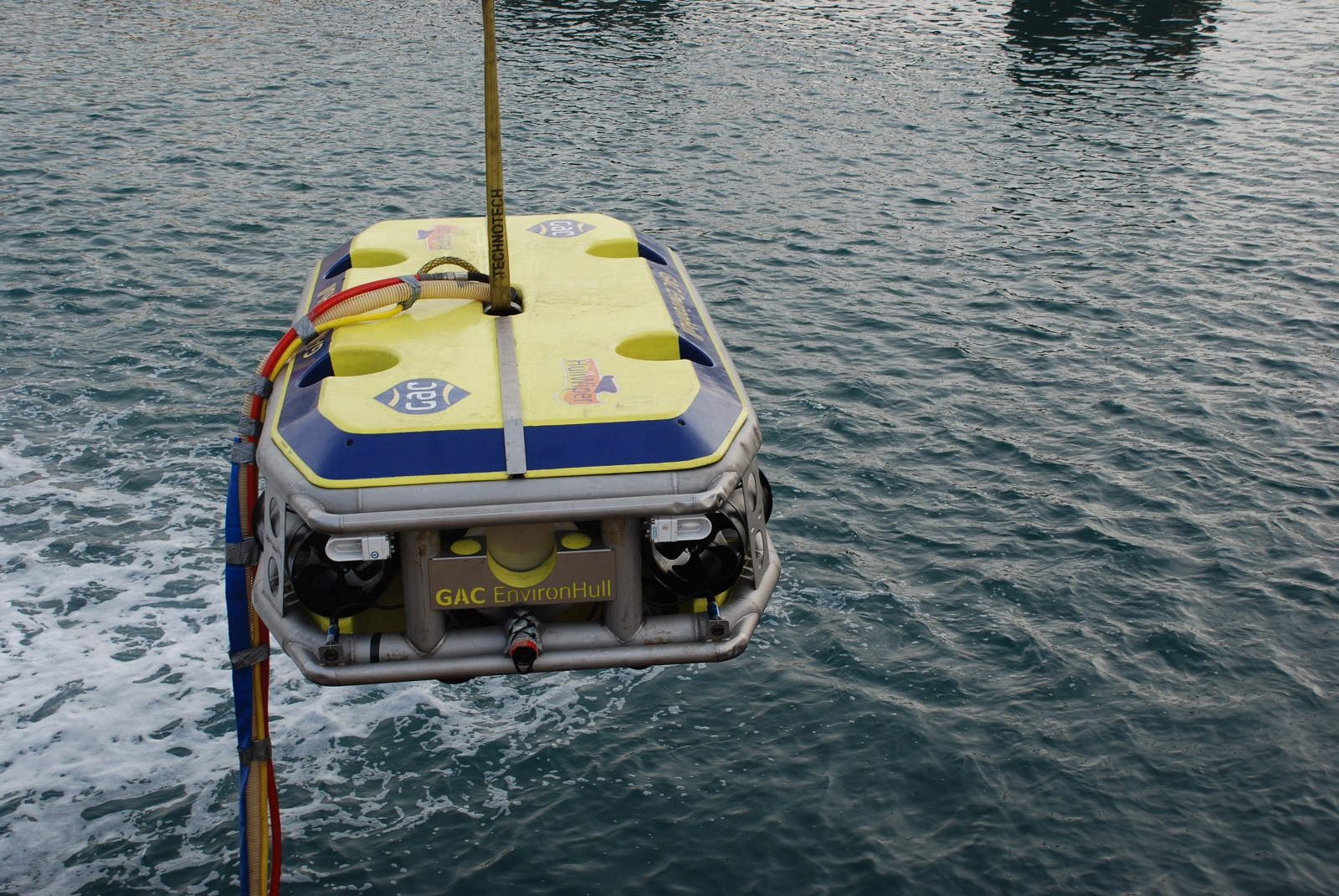 Port of Sohar to use GAC EnvironHull underwater cleaning system