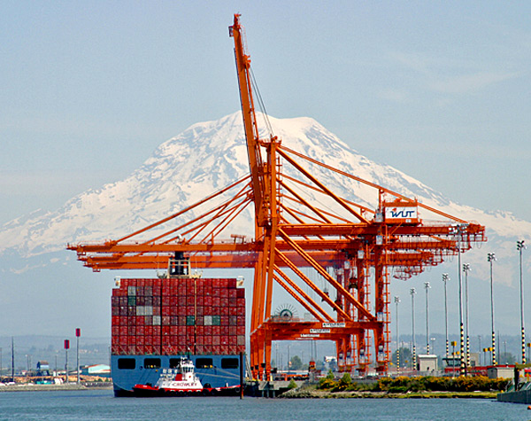 Employers say ILWU 'orchestrates' slowdown at Tacoma and Seattle