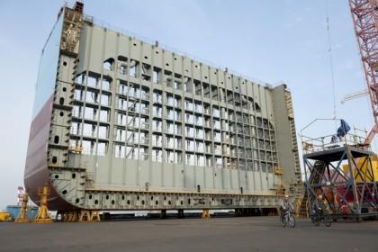 Daewoo Shipbuilding receives orders for three 18,000-19,000 TEU ships