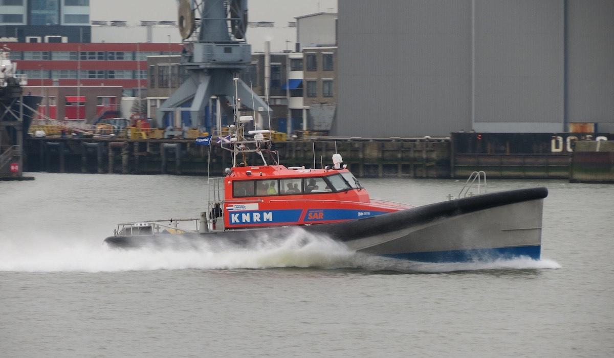 Damen Shipyards Group wins 'Ship of the Year Award' for revolutionary SAR boat