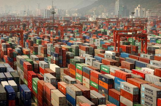 China's top 7 box ports up 6.1pc in October rising on US economic recovery