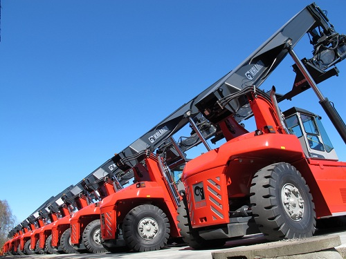 Kalmar to deliver 18 forklift trucks to Algerian ports to cut dwell time