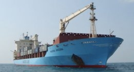 Maersk to order ten 3,400-TEU low-sulphur, ice-strengthened feeder ships