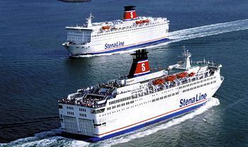 Stena line installs fuel energy saving equipment on 4 more ships
