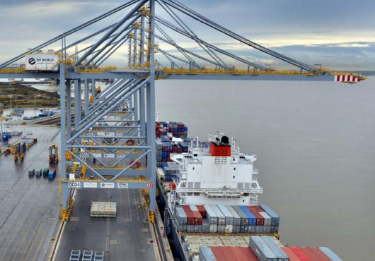 MSC joins Hamburg Sud and CSAV calling at DP World's London Gateway