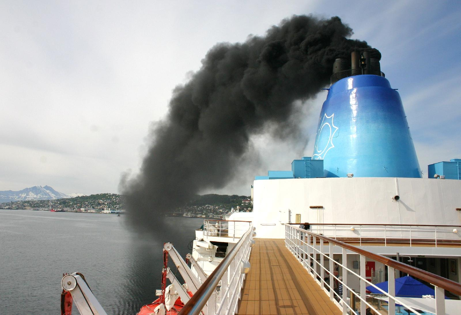 Low-sulphur fuel laws may divert cargo away from northern Europe