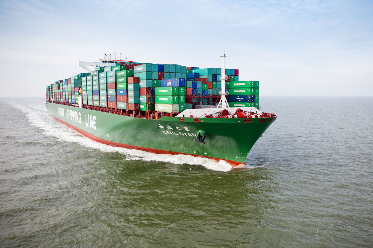 Cosco, CSCL mull quitting Hamburg, check out Wilhelmshaven