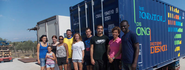 2,500 French and Lebanese kids aided by CMA CGM Foundation for Children