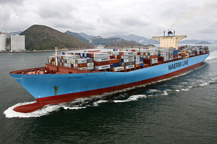 Maersk Line hangs on to top spot for schedule reliability
