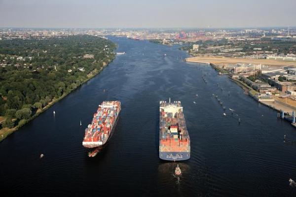 Hamburg volume up 6.4pc in first 9 months to record high of 7.4 million TEU