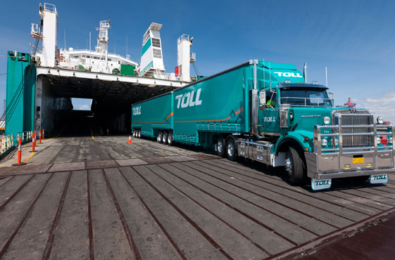 Toll sells non-core, loss-making businesses, expects to make US$85.2 million