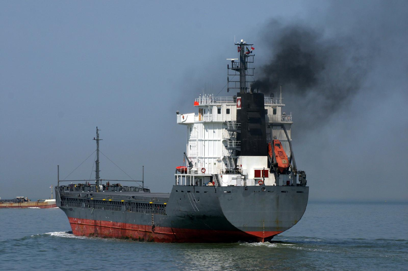 EU to force ships to post CO2 emissions to save world from global warming