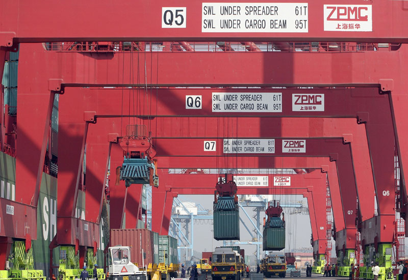 Indian bureaucratic storm looms as banned Chinese cranes move to Mumbai