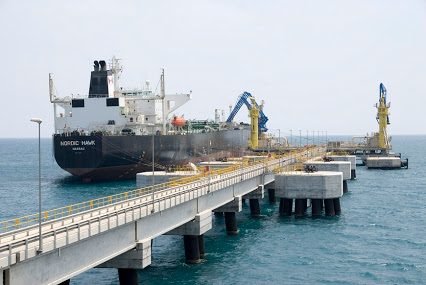 Azeri oil shipping from Turkish Ceyhan port reaches 26.4 million tons in 2014
