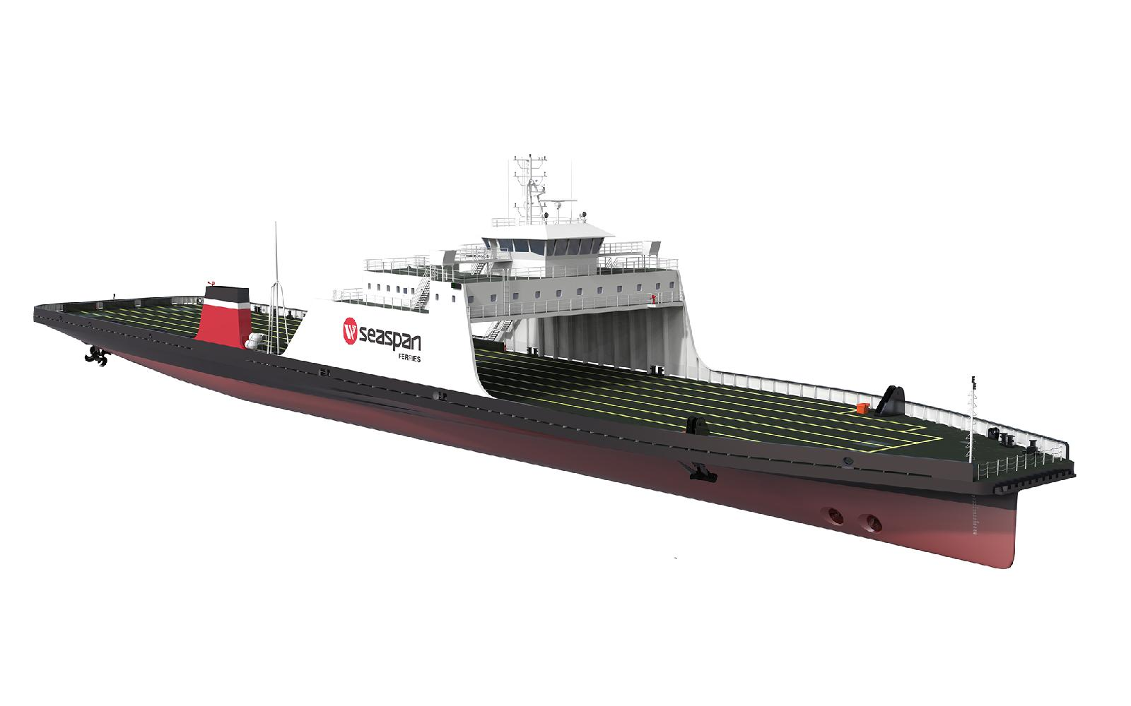 Elkon awarded contract for electrical installation & propulsion system for two Seaspan hybrid ferries