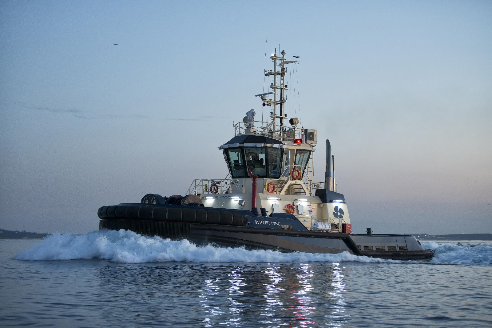 SANMAR DELIVERS THE SECOND TUGBOAT FOR SVITZER
