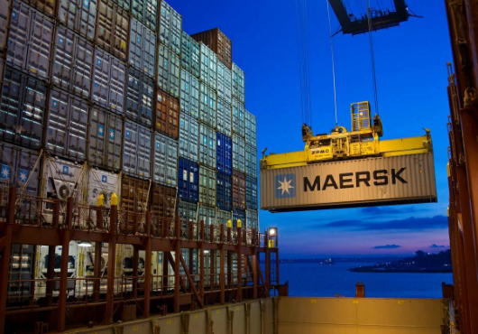 Maersk scraps two transpac, starts two Mideast, Indian and African services