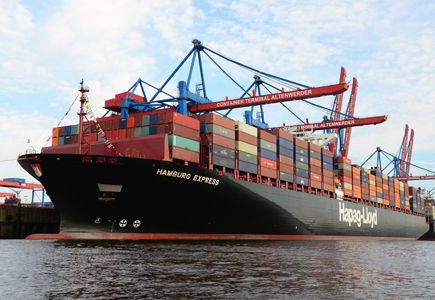 Hapag mulls mega ships, but asks if size matters in times of falling oil