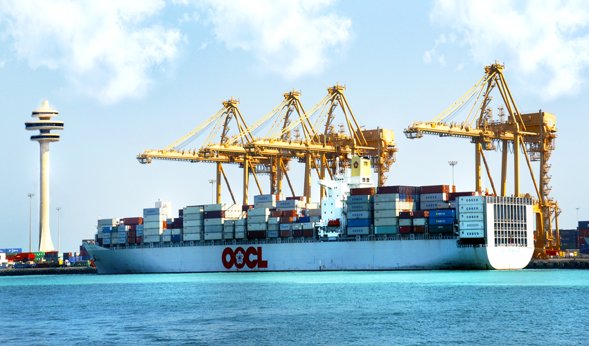 Hutchison's Saudi cranes can be run from office far away from dockside