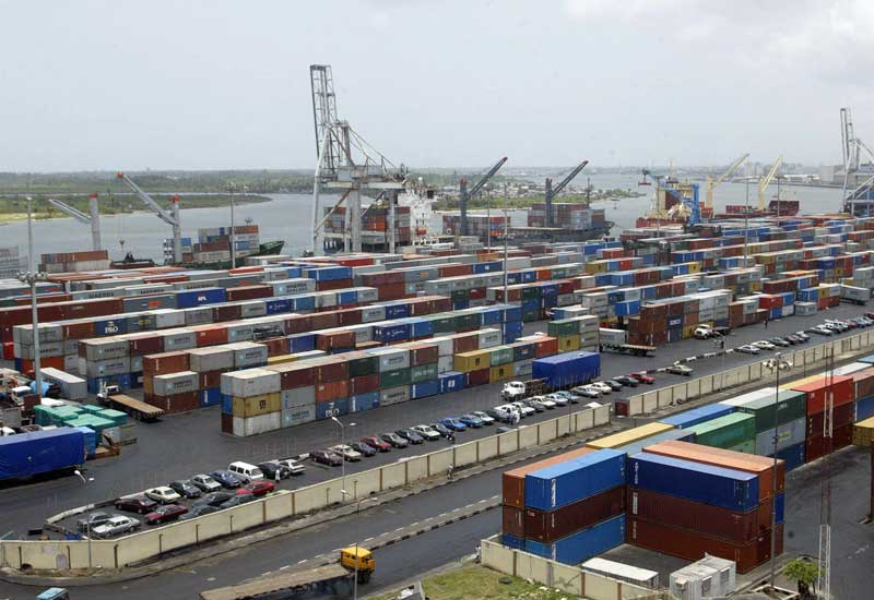 Nigeria's seaports witness sharp in import, export in 2016
