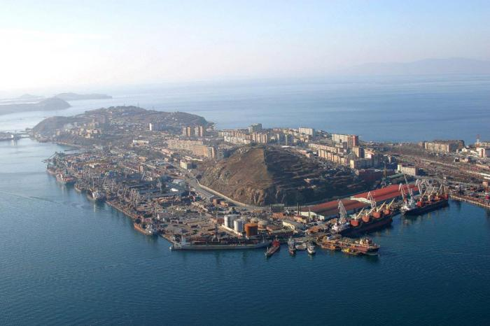Russian Far East Vladivostok is chosen to be Russia's first free port