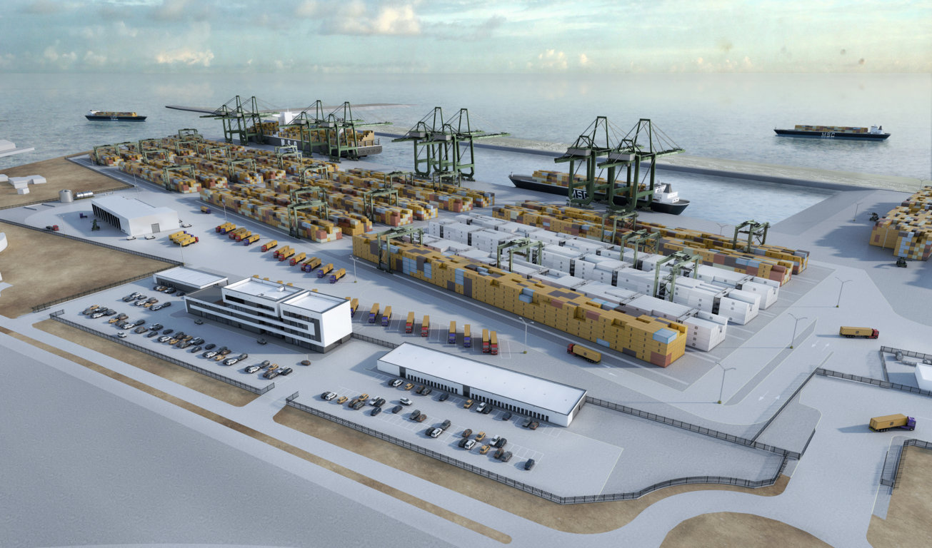 West Africa catch-up, Togo's Lome Container Terminal rises to grab market