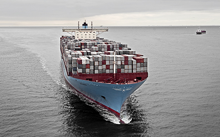 Maersk replaces one India-ME-Med-US service with ME-5 loop