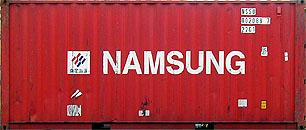 Namsung adds Korea-Hong Kong-Haiphong weekly loop with two 640-TEUers