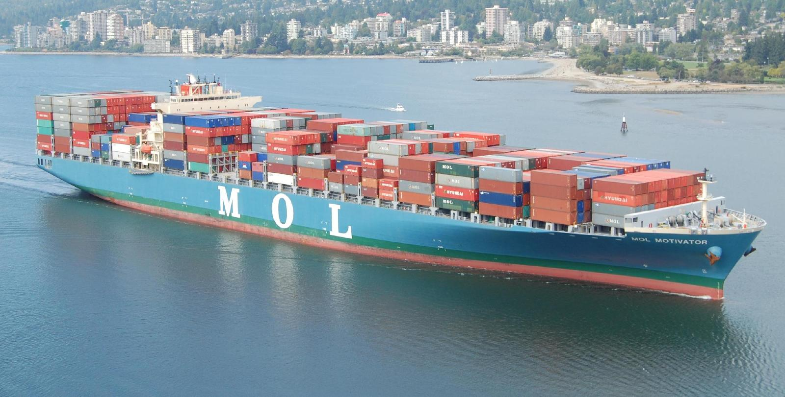 MOL reveals plan to add 20,000-TEUers to upgrade its fleet