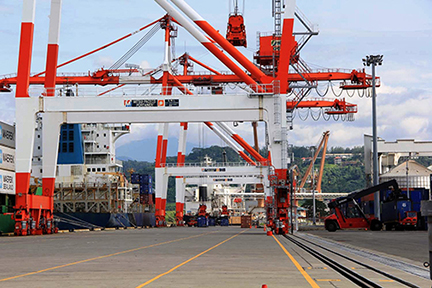 'K' Line posts US$124 million annual net loss as revenue falls 16.9pc