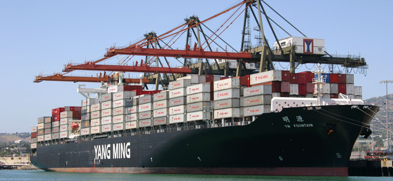 Yang Ming adds ship to Japan-PDR-Taiwan-Thailand service
