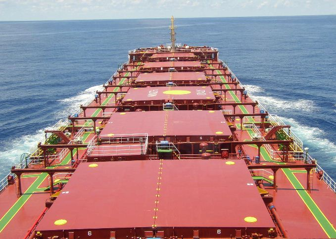 Asia Dry Bulk-Capesize rates to climb further on tight tonnage supply