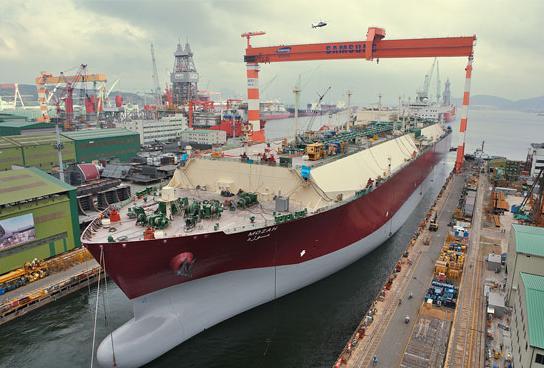 S Korean shipbuilders feel pinch from Hanjin bankruptcy