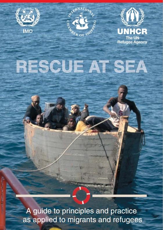 IMO Updates Rescue at Sea Guide