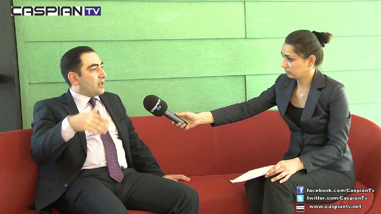 Azerbaijan looking forward to commissioning Ro-Ro ship terminal