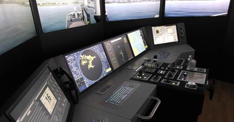 Colombia's Avante Maritime School installs full bridge simulator