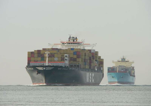Mega shipping alliances bring better A-E service, lower rates, says Drewry