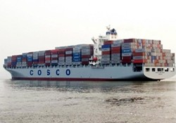 China Cosco Holdings to declare 50pc profit hike to US$56 million