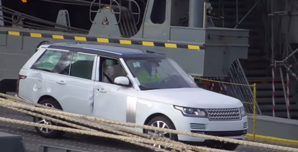 Hoegh Osaka discharge begins, most ro-ro cargo 'undamaged' as lashings held