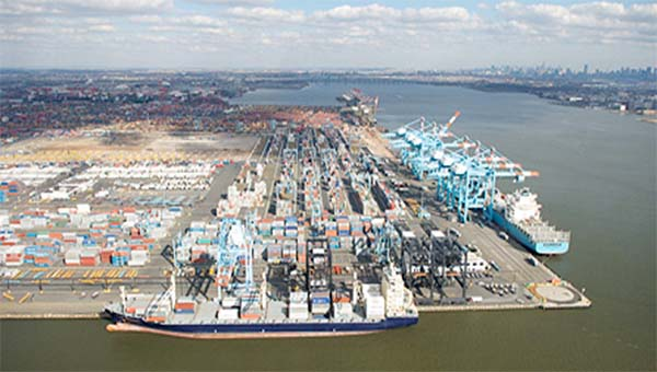 NY-New Jersey 2014 volume up 5.4pc to record 5,772,303 TEU