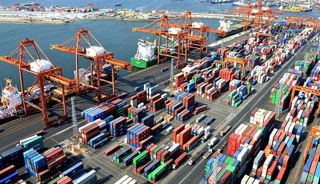 ICTSI goes to the front - boosts it new box shop in Basra