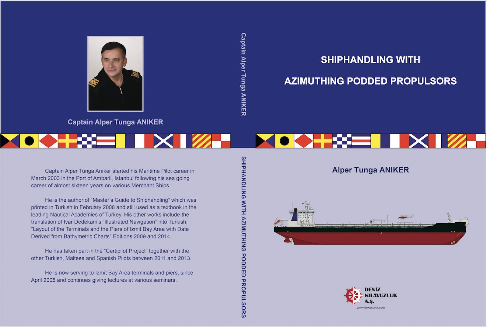 """SHIPHANDLING WITH AZIMUTHING PODDED PROPULSORS"""