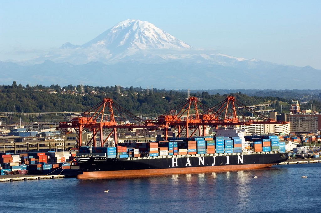 Hanjin quits Portland after two years of dock union trouble